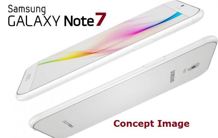 Samsung Galaxy Note 7 date de sortie prix et fiche technique-3