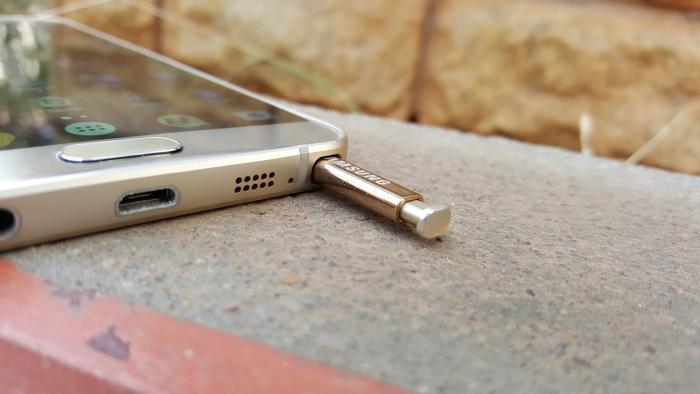 Samsung Galaxy Note 7 les premieres photos se devoilent