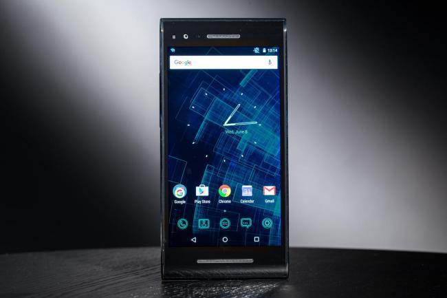 Solarin le Smartphone le plus securise et le plus cher au monde