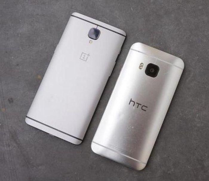 OnePlus 3 ressemble étrangement à HTC 8