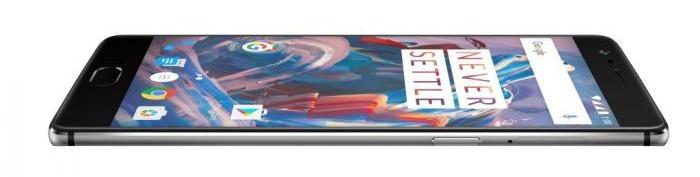 Fiche technique et caracteristiques OnePlus 3