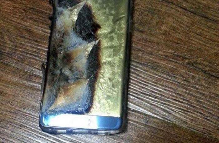 Samsung lance un rappel des Galaxy Note 7 pour cause d-explosions