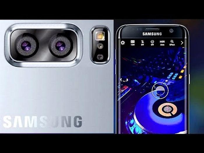 Double capteur photo pour le Galaxy S8