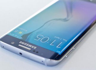Galaxy S8 un ecran sans bordure et sans bouton physique Home