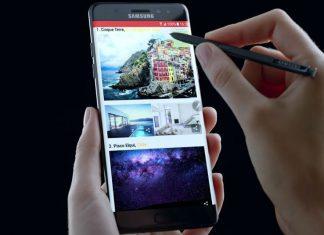 Samsung Galaxy S8 un ecran ultra fin pour le prochain Smartphone comme le Galaxy Note 7