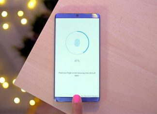 Samsung Galaxy S8 un ecran geant de 6 pouces pour faire oublier le Galaxy Note 7