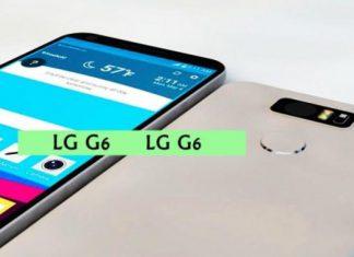 Fiche technique et caractéristiques du LG G6