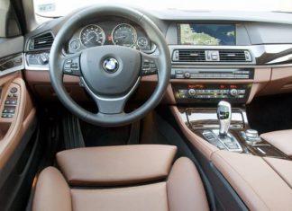 BMW enferme stoppe automatiquement un véhicule et enferme un voleur à l'intérieur