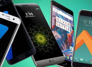 Les Smartphones les plus attendus en 2017