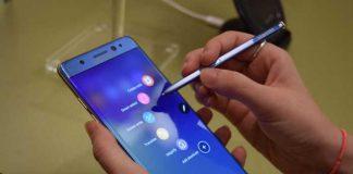 Samsung veut frapper les esprits avec un ecran 4K pour le Galaxy Note 8