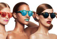 Snapchatdes lunettes connectees Spectacles en vente