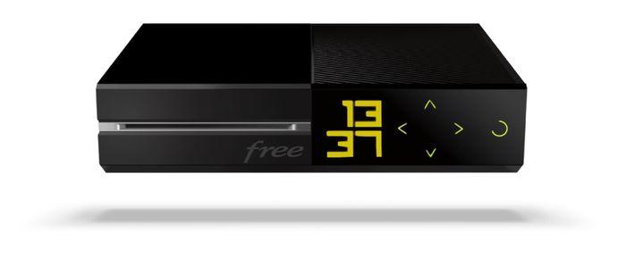 Freebox V7 un boitier hybride