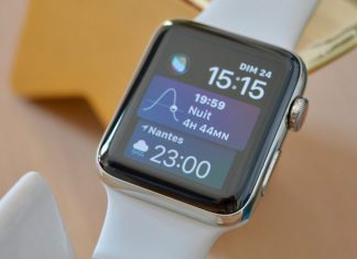 Test de l'Apple Watch Series 3 4G