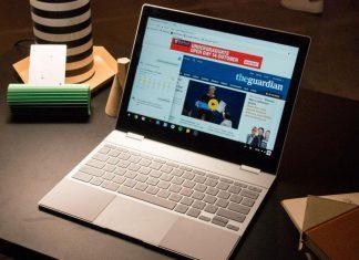 Pixelbook ordinateur portable avec Google Assistant