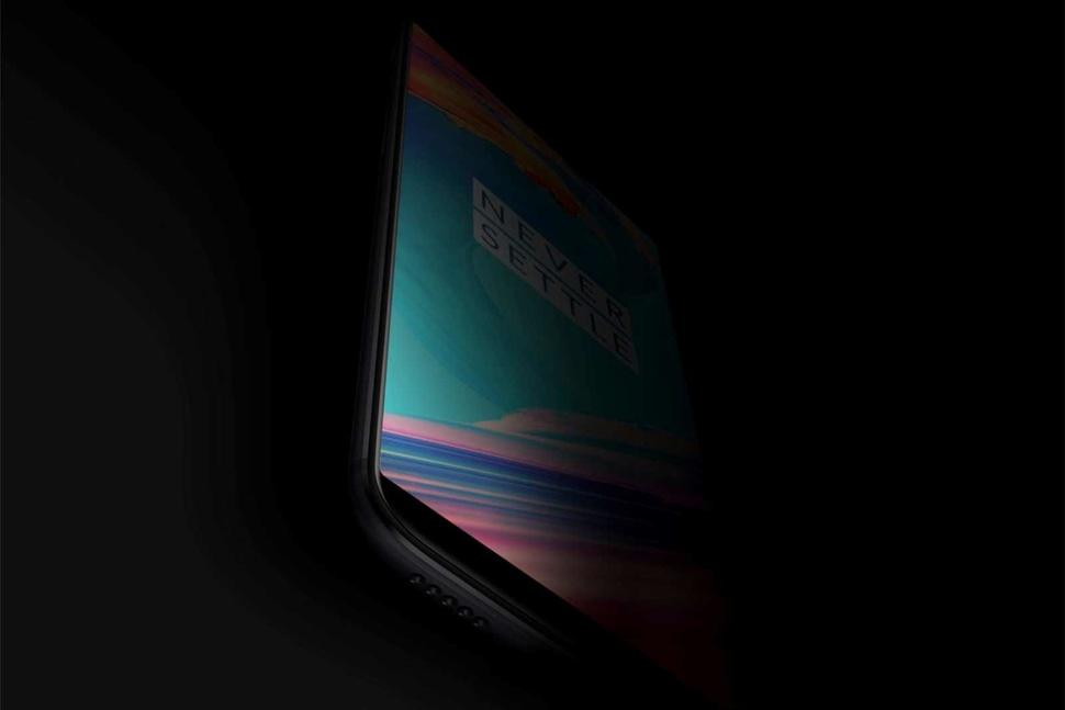 fuite design OnePlus 5T