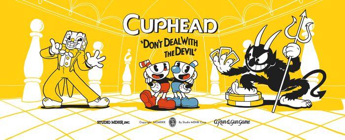 jeu video Cuphead