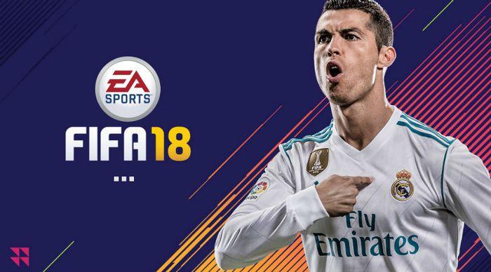 jeu video FIFA 18