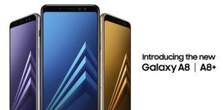 Samsung Galaxy A8 et A8+ compatible avec casque Gear VR