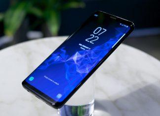 Présentation du Galaxy S9/S9+ au MWC 2018 de Barcelone.