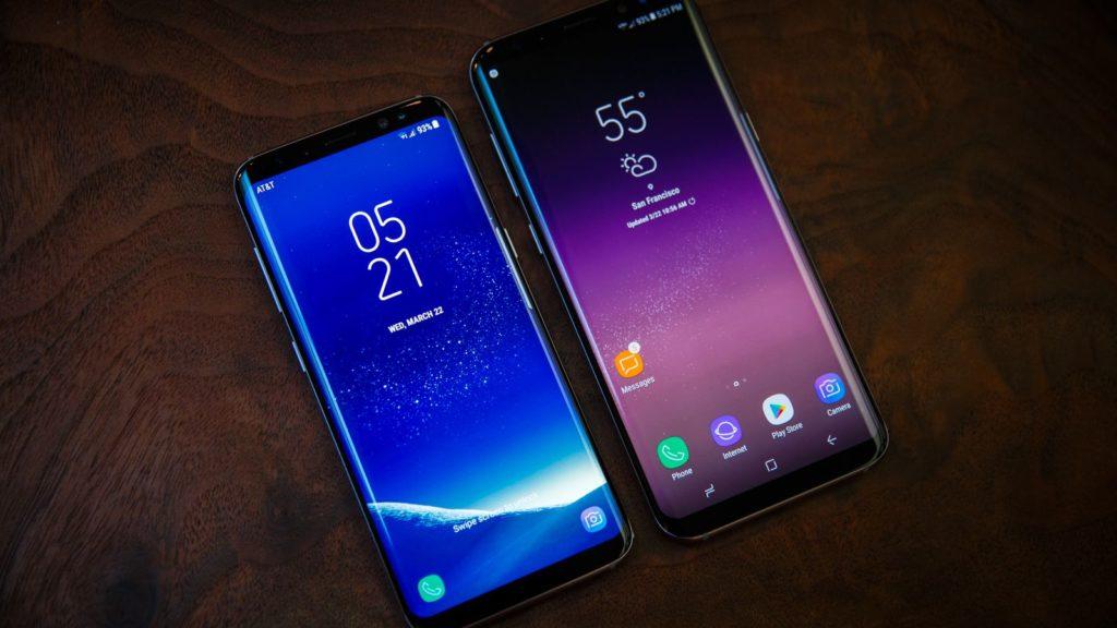 Galaxy S9 et S9+