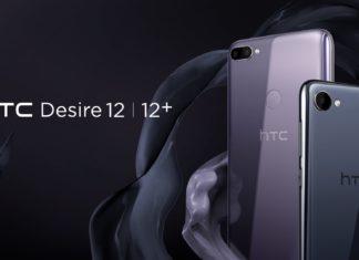 HTC Desire 12 et Desire 12+