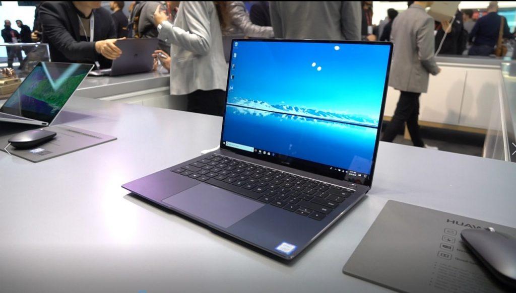 MateBook X Pro de Huawei