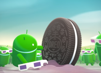 Mise à jour Android 8.0 Oreo
